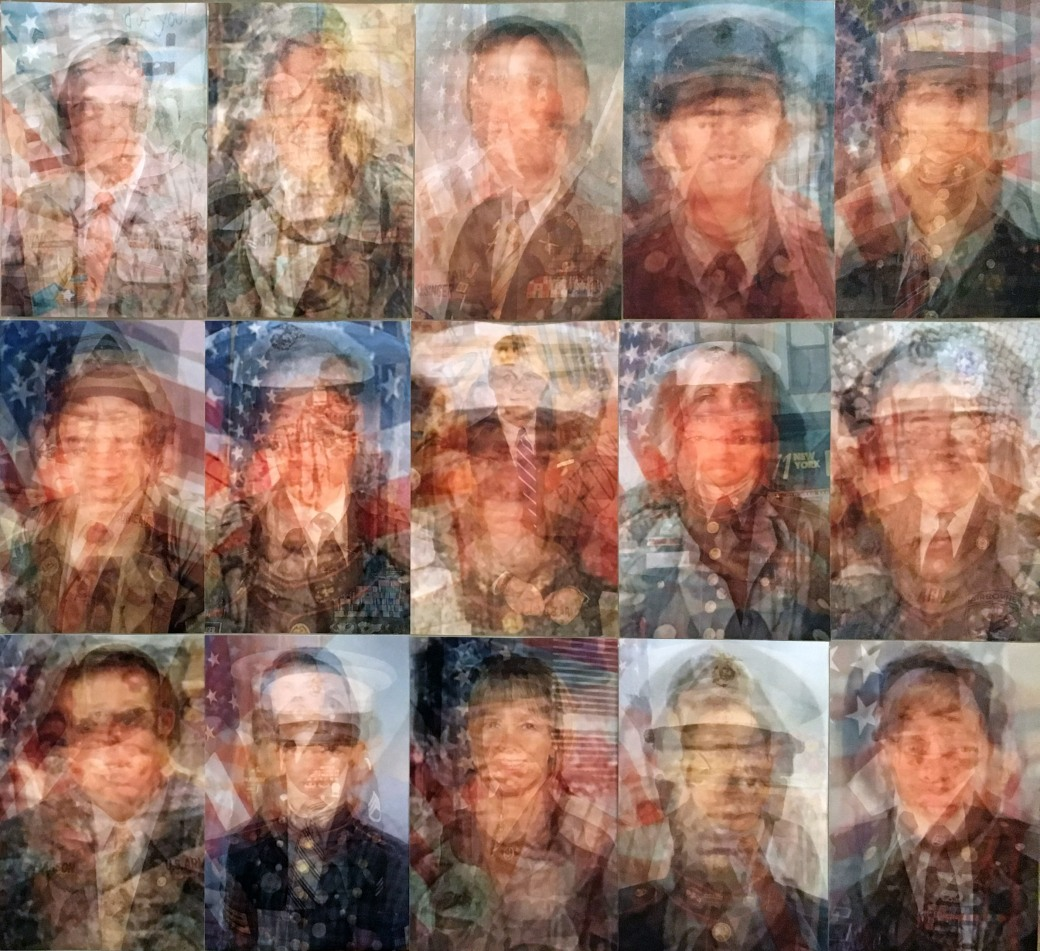 Irar War dead soldiers.